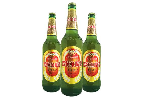 崂特金啤酒